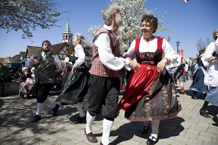 Solvang's annual events