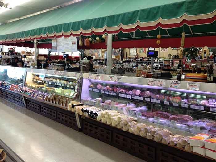 Sam's Italian Deli & Market Fresno