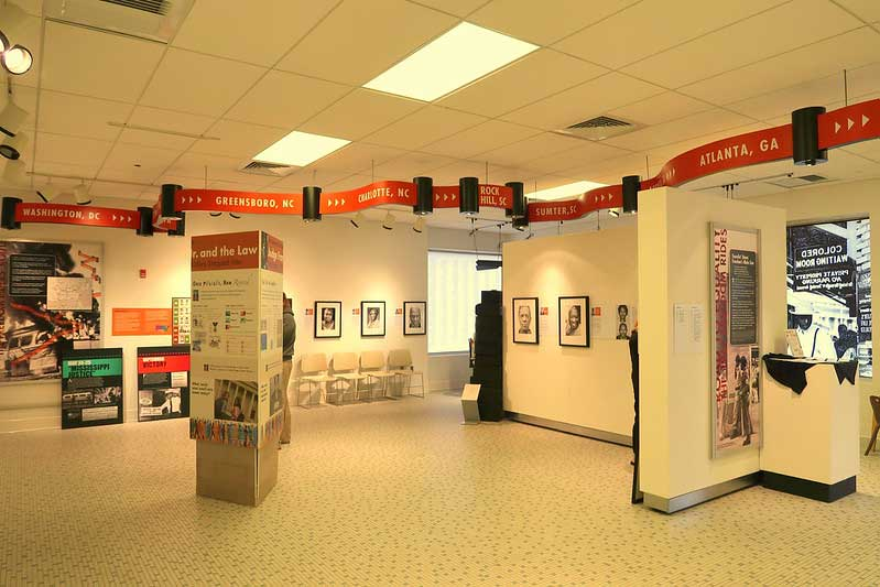Freedom Rides Museum Montgomery
