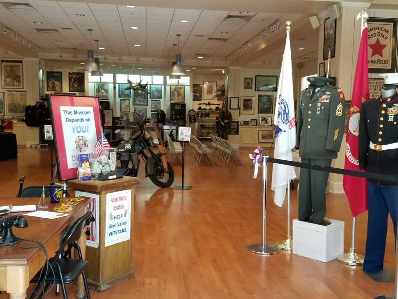 Museum of Military History Posters and Memorabilia