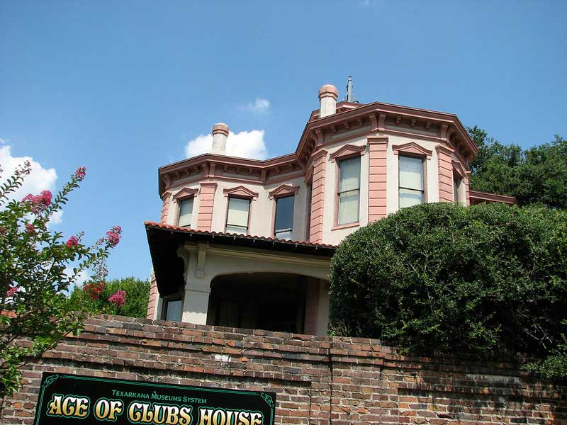 Draughon-Moore Ace Of Clubs House