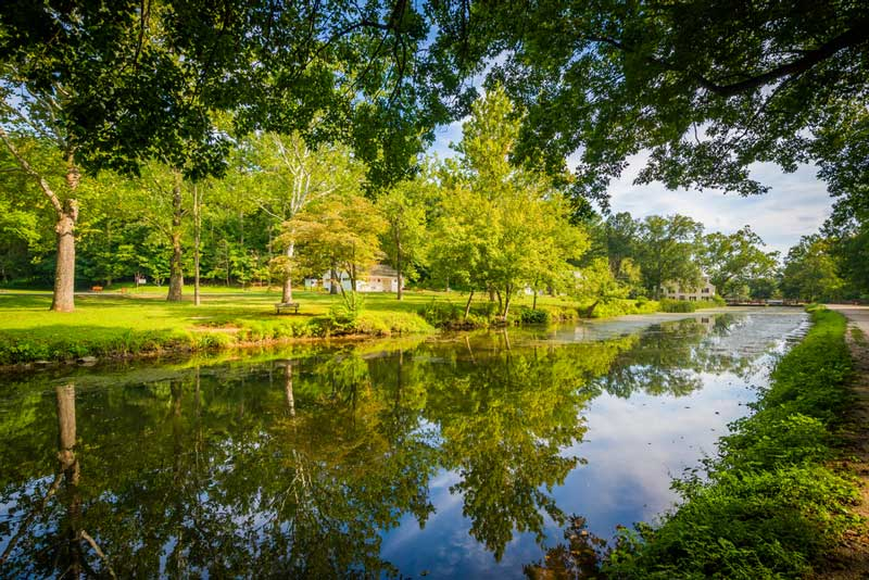 Chesapeake and Ohio Canal National Park