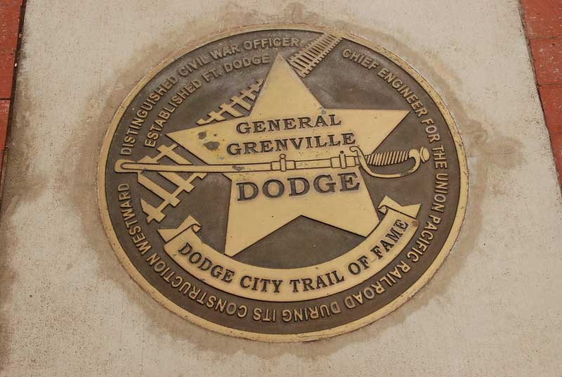 Dodge City Trail of Fame