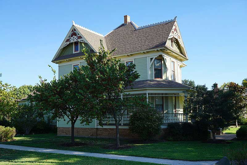 Bayless Selby House Museum