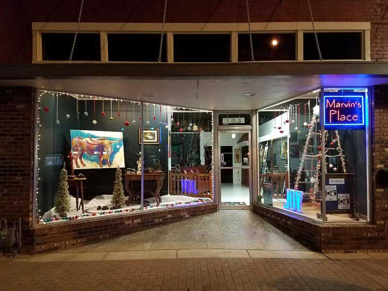 Marvin's Place Art Gallery