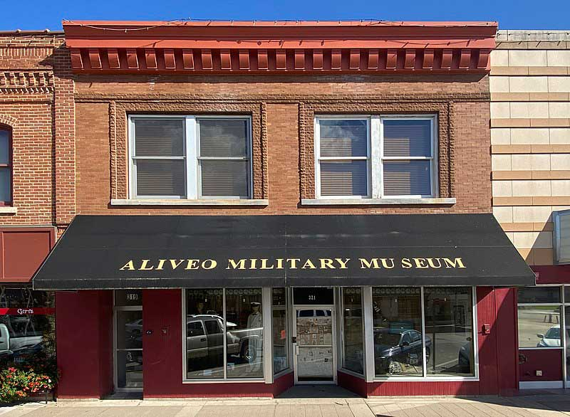 Aliveo Military Museum