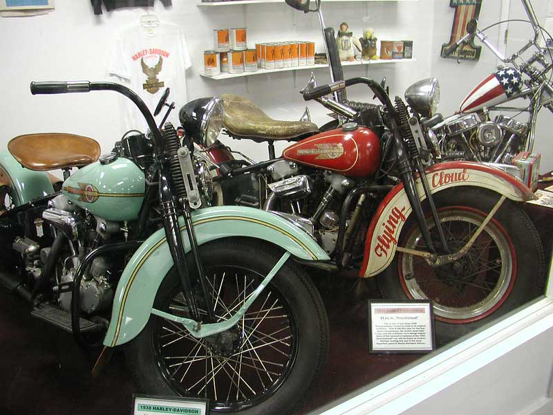 American Classic Motorcycle Museum