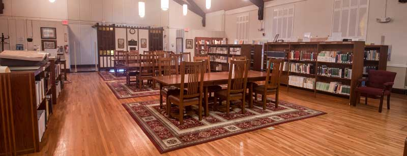 Cumberland County Archives and Family Heritage Center