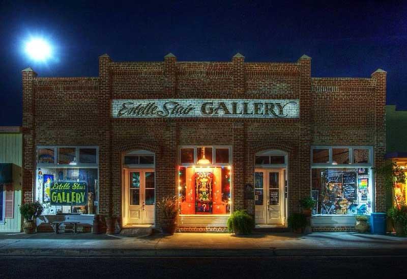 Estelle Stair Gallery