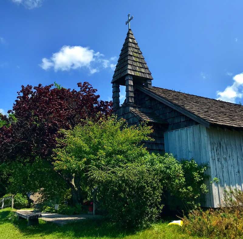 Historic White Pine Village