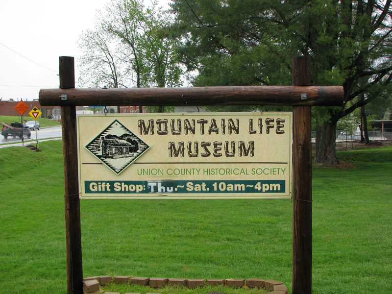 The Mountain Life Museum