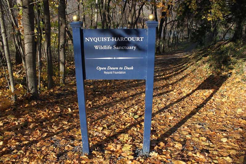 Nyquist Harcourt Wildlife Sanctuary