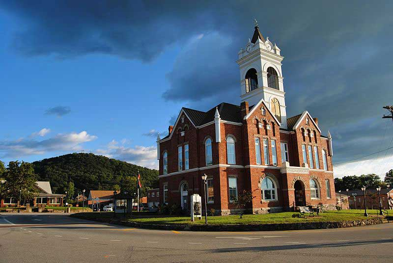 Union County Historical Courthouse