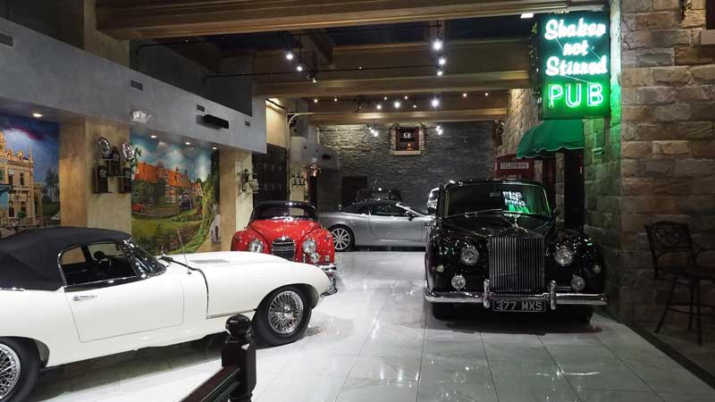 Lennys Classic Car Collection