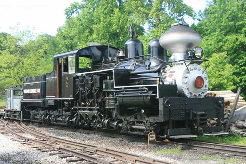 Hesston Steam Museum