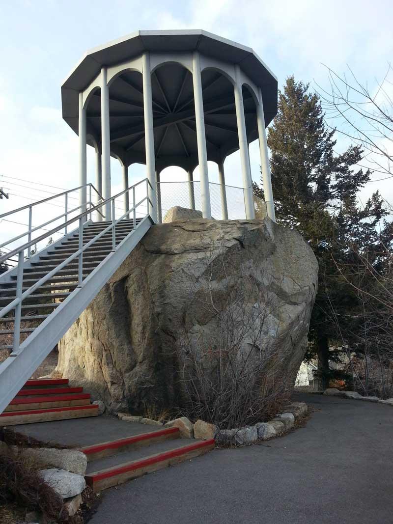 Rocking Stone Tower