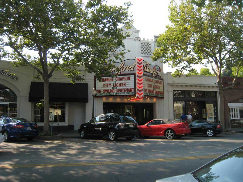 The Stanford Theatre,