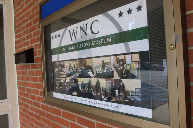 WNC Military History Museum